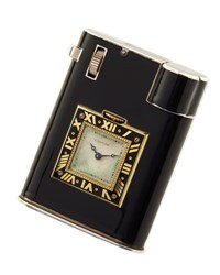 Estate Art Deco Cartier 18K Gold Cigarette Lighter