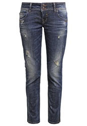 Ltb Georget Slim Fit Jeans Alita Blue Denim