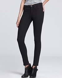 Rag And Bone Rag And Bone Jean Leggings The Mid Rise Plush Twill Black