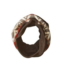 Pendleton Neckwarmer Pacific Crest Brown Scarves