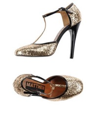 Golden Goose Pumps Copper