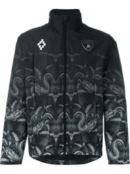 Marcelo Burlon County Of Milan 'Lamborghini' Windbreaker Black