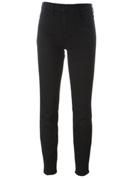Alexander Wang Slim Fit Jeans Black
