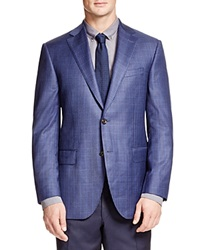 Jack Victor Loro Piana Plaid Classic Fit Sport Coat