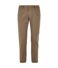 Boss Slim Fit Rice Chinos Camel