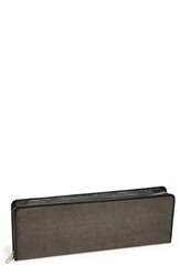 Canvas Accessory Case Grey