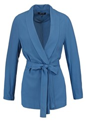 New Look Blazer Pale Blue Light Blue
