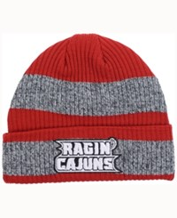 Adidas Louisiana Ragin' Cajuns Player Watch Knit Hat Red