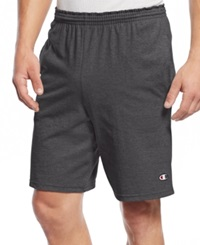 Champion Jersey Shorts Granite Heather