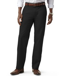 Dockers D2 Straight Fit Easy Refined Khaki Flat Front Pants