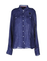 Blauer Shirts Shirts Women Dark Blue
