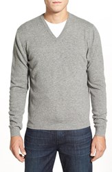 Men's Malo Cashmere V Neck Sweater