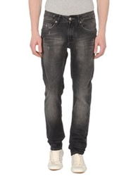 Acht Denim Pants Steel Grey