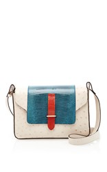 Vbh Riviera Cross Body Light Grey