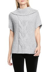 Vince Camuto Women's Two By Extended Shoulder Turtleneck