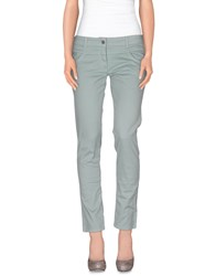 Alysi Trousers Casual Trousers Women Light Green