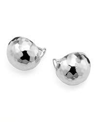 Sterling Silver Glamazon Pinball Clip On Earrings Ippolita