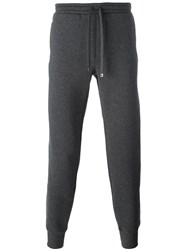 Dolce And Gabbana Slim Fit Track Pants Grey