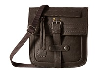Sherpani Piper Mini Crossbody Eco Leather Cross Body Handbags Gray