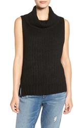 Astr Women's High Low Turtleneck Sweater