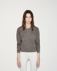Etoile Isabel Marant Cooper Knit Sweater Grey