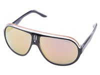 Carrera Speedway S Black Crystal Orange Gray Gradient Fashion Sunglasses