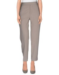 Rick Owens Trousers Casual Trousers Women Dove Grey