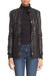 Frame Women's Leather Jacket