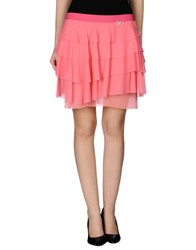 Scee By Twin Set Skirts Knee Length Skirts Women Fuchsia