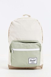 Herschel Supply Co. Pop Quiz Colorblock Backpack Neutral Multi