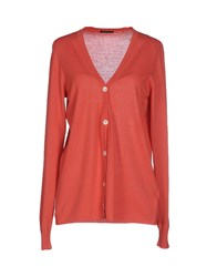 Fred Perry Knitwear Cardigans Women Coral