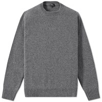 A.P.C. Shortbread Crew Knit Grey