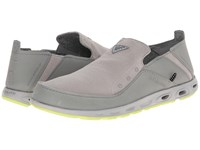 Columbia Bahama Vent Pfg Oyster Tippet Men's Slip On Shoes Gray