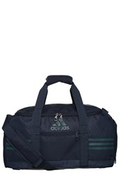 Adidas Performance Sports Bag Navy Utility Green Blue