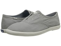 Keds Chillax Drizzle Grey Women's Slip On Shoes Gray