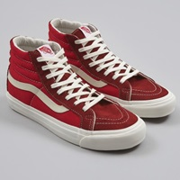 Vault Og Sk8 Hi Lx Madder Brown Chilli Pepper