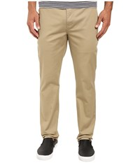 Hurley One Only Chino Pants Khaki Men's Casual Pants
