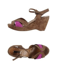 Progetto Sandals Brown