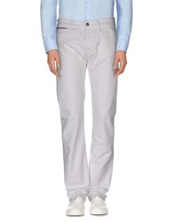 Replay Trousers Casual Trousers Men White