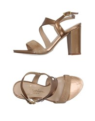 Marian Footwear Sandals Women Light Brown
