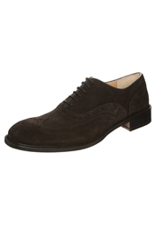 Tommy Hilfiger Tailored Bastian Laceups Coffee Bean Brown