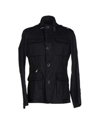 Geospirit Coats And Jackets Full Length Jackets Men Black