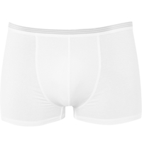 Zimmerli Pure Comfort Stretch Cotton Boxer Briefs White