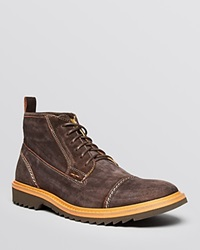Robert Graham Bedford Washed Suede Boots