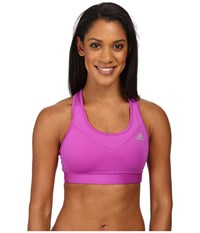 Adidas Techfit Bra Shock Purple Matte Silver Women's Bra