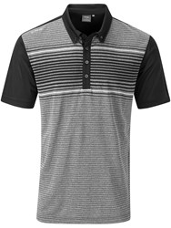 Ping Jonas Polo Black