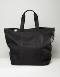Herschel Supply Co Bamfield Oversized Tote Bag 59L Black