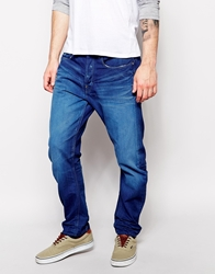 G Star Jeans Type C 3D Loose Tapered Medium Aged Mediumaged
