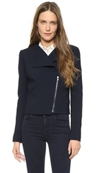 Carven Wool Moto Jacket
