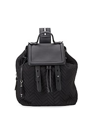 Mackage Tanner Quilted Backpack Black